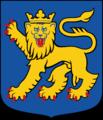 Uppsala kommunvapen - Riksarkivet Sverige.png