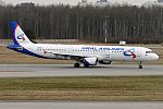 Ural Airlines, VQ-BOF, Airbus A321-211 (25566045330) (2).jpg