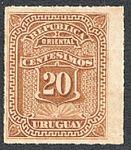 Uruguay 1877-79 Sc42 unused.jpg