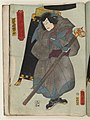 Utagawa Kunisada II - Actor Kawarazaki Gonjûrô I as Takagi Oriemon.jpg