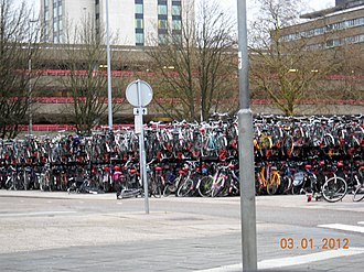 Bicycles in Utrecht, Netherlands Utrecht - panoramio (2).jpg