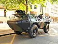 Véhicule de l'Avant Blindé, VAB 4x4, army licence registration 6923 0035 photo-1.JPG