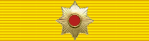 Fernando Nogueira - Image: VEN Order Francisco de Miranda Grand Cross BAR