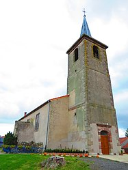 The church in Val-de-Bride