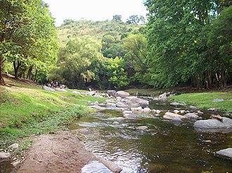 Punilla Valley - Yacoana Springs, San Francisco River