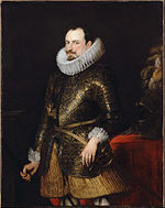 Van Dyck, Sir Anthony - Emmanuel Philibert of Savoy, Prince of Oneglia - Google Art Project.jpg