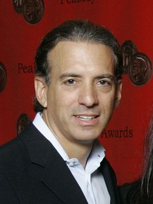 Van Toffler - Toffler at the 67th Annual Peabody Awards Luncheon in 2008