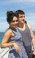 Vanessa Hudgens and Josh Hutcherson (6718757435).jpg