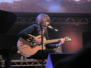 Vashti Bunyan - Bunyan performing at the Summer Sundae festival in Leicester in 2006