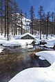 Vecchio mulino sul bordo del Lago Pellaud.jpg