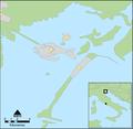Venetian Lagoon blank map.png