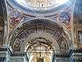 Venezia Chiesa di San Nicola di Tolentino Innen Chorbogen.jpg