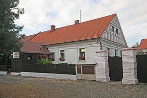 Roudnice - Image: Venkovská usedlost (Roudnice), Roudnice 12