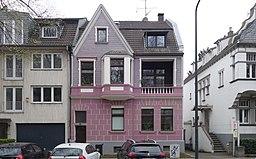 Vennhauser Allee in Düsseldorf