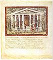 Vergilius Vaticanus - BAV Lat.3225 - f60v - troian emissaries before latinus.jpg