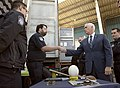 Vice President of the United States Mike Pence visit U.S. Customs and Border Protection (13).jpg