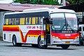 Victory Liner Daewoo BH117H departing for Baguio.jpg