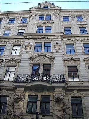 Central Bathhouse Vienna - Weihburg-Gasse 18-20