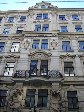 Central Bathhouse Vienna - Weihburg-Gasse 18-20