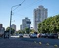 Viery Charužaj street (Minsk, Belarus) — Вуліца Веры Харужай (Мінск, Беларусь) — Улица Веры Хоружей (Минск, Беларусь) - 2.jpg