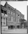 View North, South Front - McGinnis Hotel, 204 Collins Avenue, Pennsboro, Ritchie County, WV HABS WVA,43-PENBO,1-2.tif