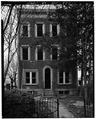 View West, East Front - 77 Dayton Avenue (Apartment Building), 77 Dayton Avenue, Passaic, Passaic County, NJ HABS NJ,16-PASA,5-1.tif
