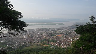 Lokoja LGA and city in Kogi State, Nigeria
