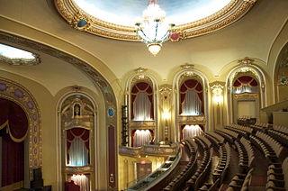 Missouri Theatre (Columbia, Missouri) United States historic place
