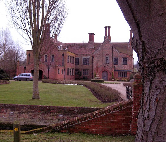 View of Smallbridge Hall ... - geograph.org.uk - 1154443