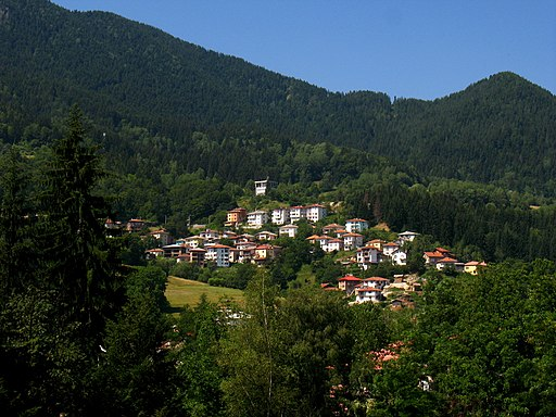 View of Smolyan 1