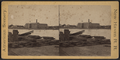 View of the river and industrial building at the other side, by Whitney, Beckwith & Paradice.png