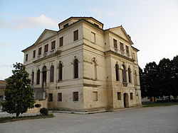 Villa Morosini Vendramin Calergi, actually the Town Hall