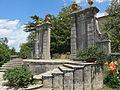 Villa la magia, giardino, scalinata.JPG