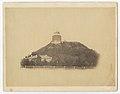 Vilnia, Zamkavaja hara. Вільня, Замкавая гара (A. Śviajkoŭski, 1861-66).jpg