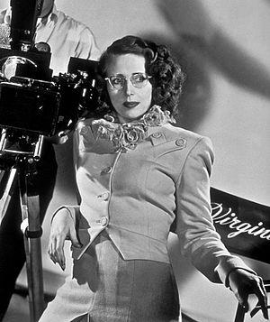 Virginia Van Upp - Virginia Van Upp in 1946