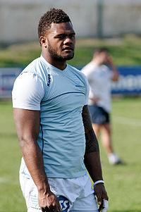 Virimi Vakatawa Racing Metro training 2012-03-13.jpg