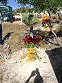 Visita Al Cementerio En Viernes Santo En Tlalpizaco Ajacayán En Chilapa De Álvarez Guerrero En México.JPG