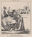 Visite aux Tentes des Turcos...., from Au Camp de Saint-Maur, published in Le Charivari, August 13, 1859 MET DP876788.jpg