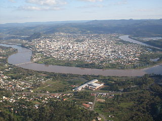 city in South, Brazil