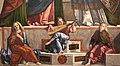 Vittore Carpaccio (Venezia 1460 c. - prima del giugno 1526) - dettaglio presentazione al tempio (1510) - Galleria dell'Accademia Venezia.jpg