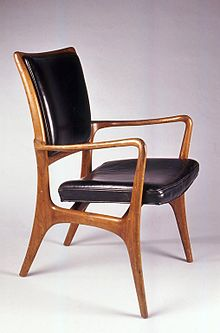 Armchair, Ca. 1953. Brooklyn Museum