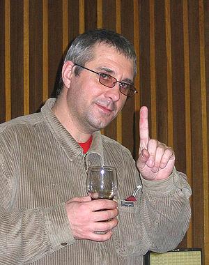 Vladimir Vasilyev (writer) - Image: Vladimir N Vasiliev 2006