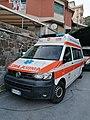 Volkswagen Transporter T5 restyling Ambulanza Croce Bianca - Noli.jpg