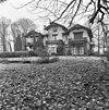 voorgevel villa dordwijk - dordrecht - 20065007 - rce