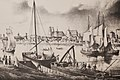 Vue d'Orléans prise de la levée des Capucins par Charles Pensée.jpg