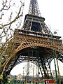 Vue sur la Tour Eiffel , Eiffel Tower in Paris France 22.JPG