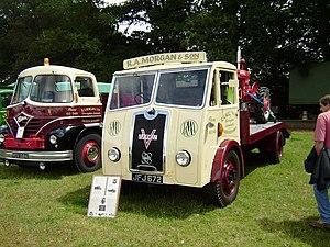 Vulcan (motor vehicles) - Vulcan truck
