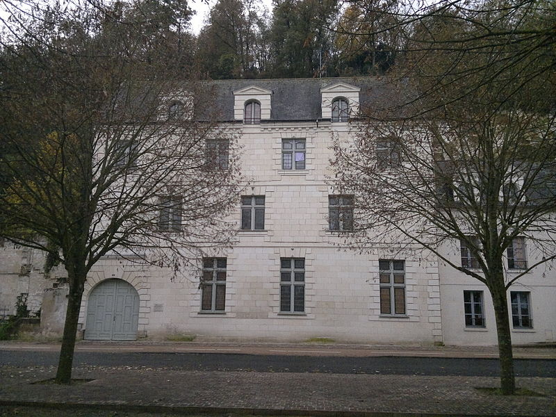 Maison 5 de la Fontaine, Fr-49-Saumur.