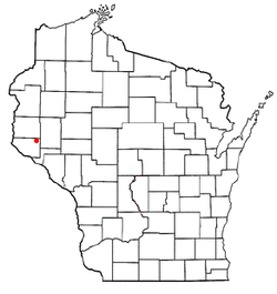 Location of Spring Lake, Wisconsin