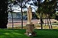 WLM14ES - Jardins del Monestir de Santa Maria de Bellpuig de les Avellanes, Os de Balaguer, La Noguera - MARIA ROSA FERRE.jpg